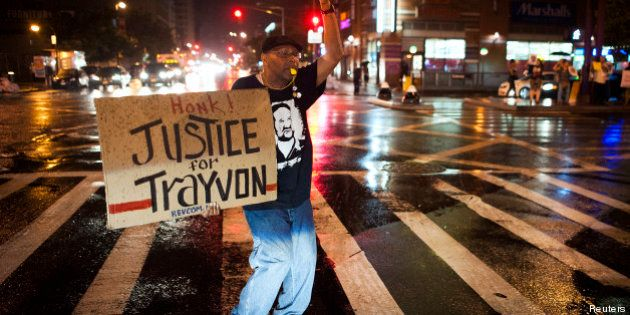 Travyon Martin : Zimmerman acquitté du meurtre du jeune