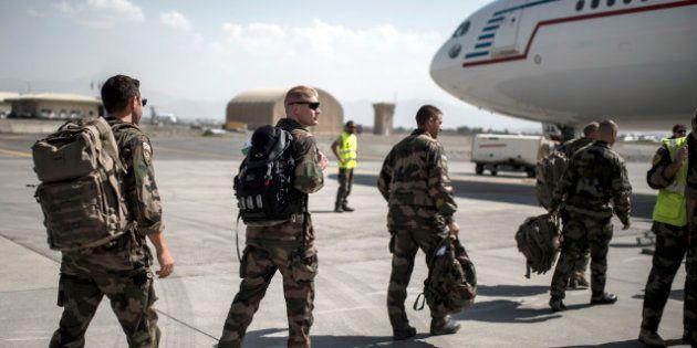 L'armée française quitte la Kapisa, fin de sa mission de combat en