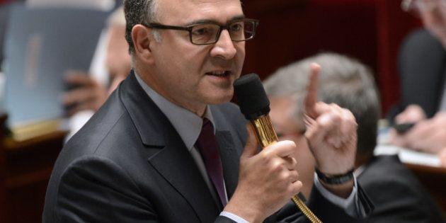 Copé, Moscovici, Vallaud-Belkacem... Réactions politiques après le AAA retiré par
