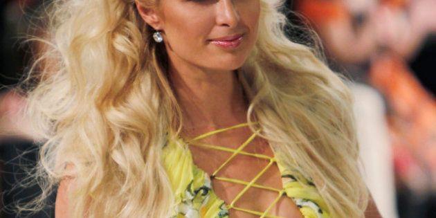 La boutique de Paris Hilton à La Mecque fait
