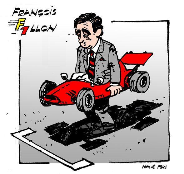 François Fillon sur la ligne de