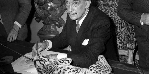 PHOTOS. Salvador Dalí: le plus populaire des surréalistes revient à Beaubourg pour une