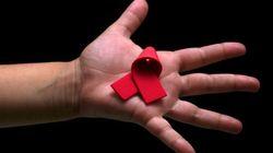 Sida : chute de plus de 50% des infections dans 25