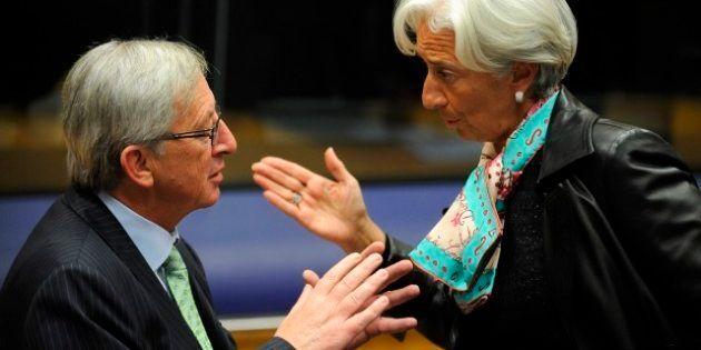 Sommet européen: L'UE sommée de remettre la main à la poche pour sauver la
