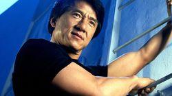 Jackie Chan arrête les