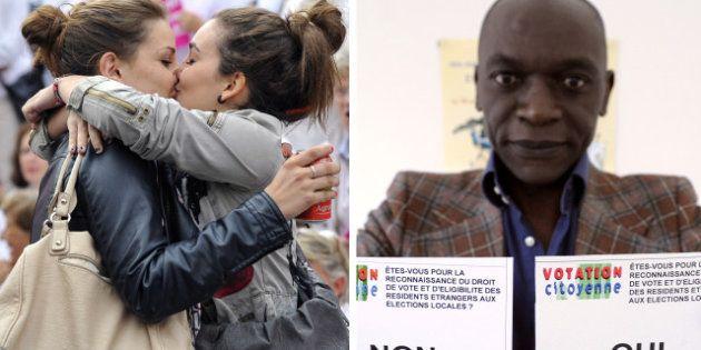 Hollande cède face aux maires sur le mariage gay: nouveau recul sur les valeurs de la