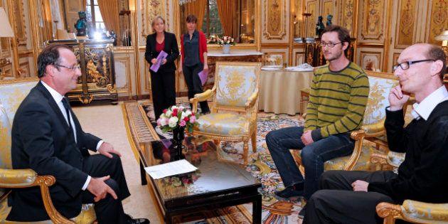 Mariage gay : François Hollande retire la mention de la