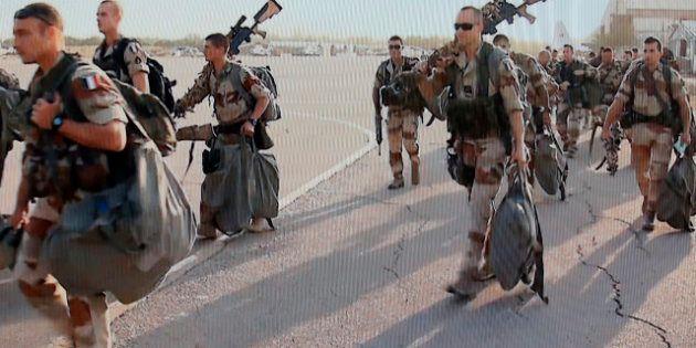 PHOTOS. VIDÉOS. Mali: les dernières informations sur l'intervention de l'armée