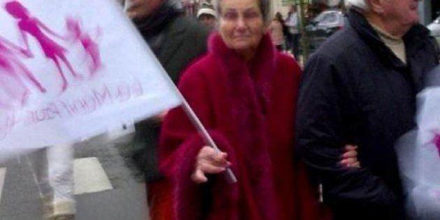Manif pour tous: Simone Veil a