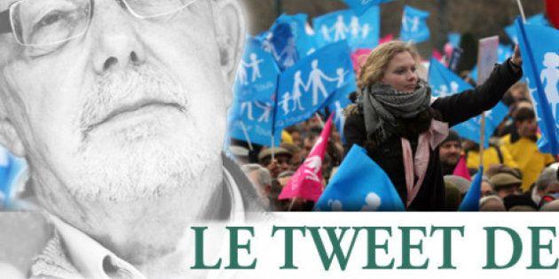 Le tweet de Jean-François Kahn - Mariage gay: ces questions qu'il valait mieux se poser