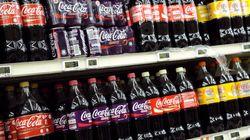 Coca-Cola parle d'obésité dans ses