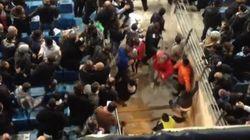 OM-Fenerbahçe: bagarres dans les tribunes du