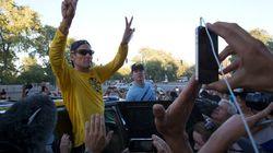 Lance Armstrong avoue s'être dopé: bonne ou mauvaise