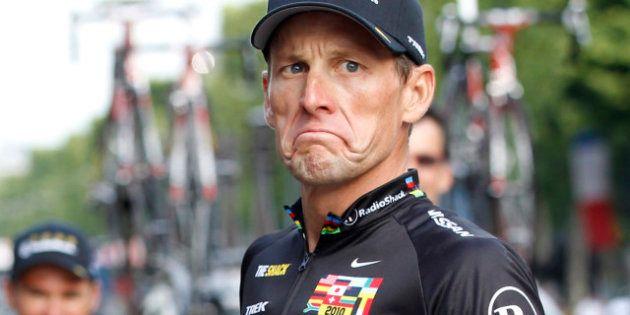CITATIONS. Lance Armstrong avoue s'être dopé: 13 ans de