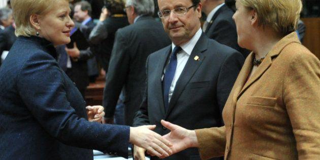 Echec du sommet européen sur le budget de l'UE: objectif début