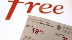 La plainte de Free contre SFR tombe à