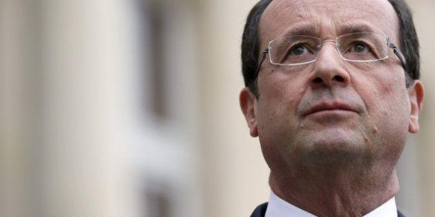 Hollande annonce un