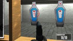 Le jeu vidéo du lobby des armes