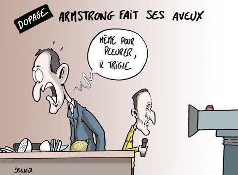 Armstrong: la vérité sur les mensonges (et