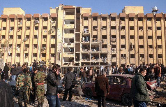 VIDÉOS. PHOTOS. Syrie: carnage à l'université d'Alep pendant les partiels, 82 morts et 160