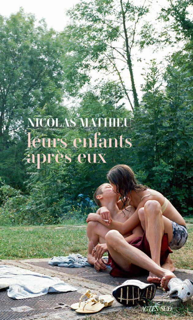 Le Prix Goncourt 2018 attribué à Nicolas Mathieu pour