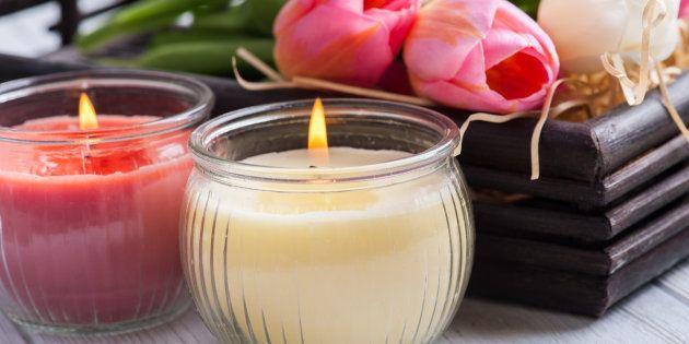 Pour mieux passer l'hiver, des bougies parfumées qui sentent bon l'été à offrir à
