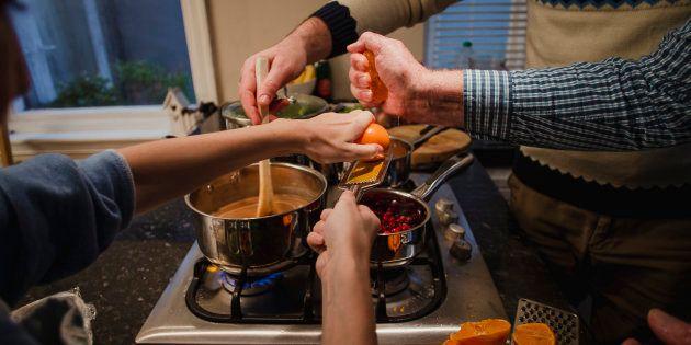 On a testé 5 repas de fête en livraison pour éviter la corvée de courses / Photo
