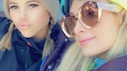 Avec ces modèles XXL, les people ont trouvé masque (de ski) à leur