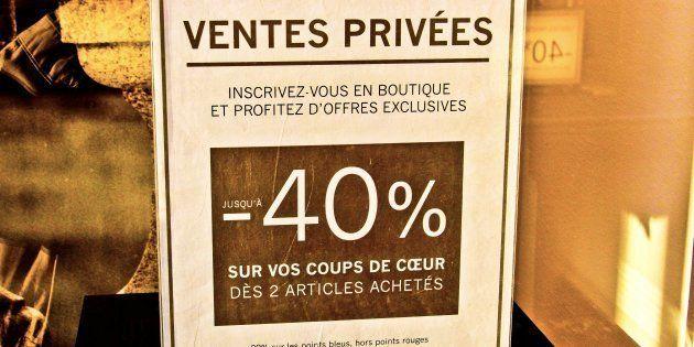 Oui, les soldes ont encore un intérêt malgré les ventes privées (y compris sur internet) (Photo