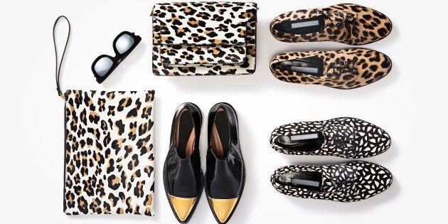 Aujourd'hui garanti sans cruauté, l'imprimé léopard n'a plus rien à voir avec le gros manteau de fourrure...