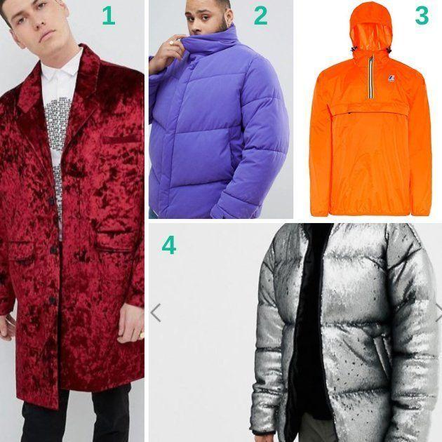 De la couleur pour la Fashion