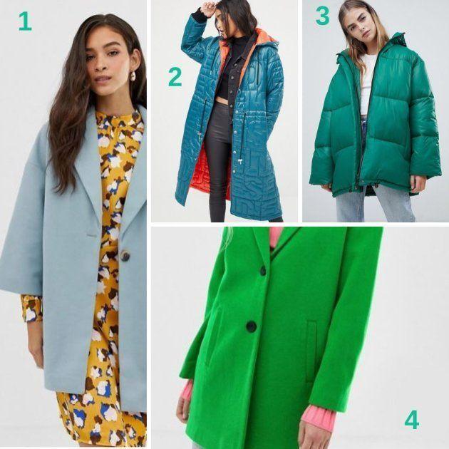 Une grosse pièce de couleur pour la Fashion