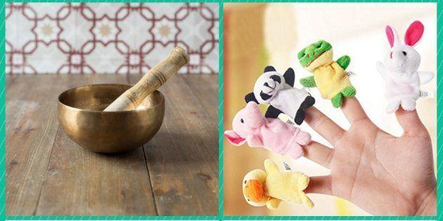 Les enfants vont adorer méditer avec ces objets conseillés par des