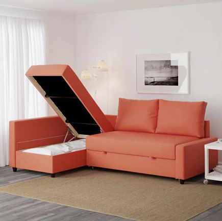 Brilliant 17 Storage Sofas And Sectionals For Small Spaces Huffpost Life Uwap Interior Chair Design Uwaporg
