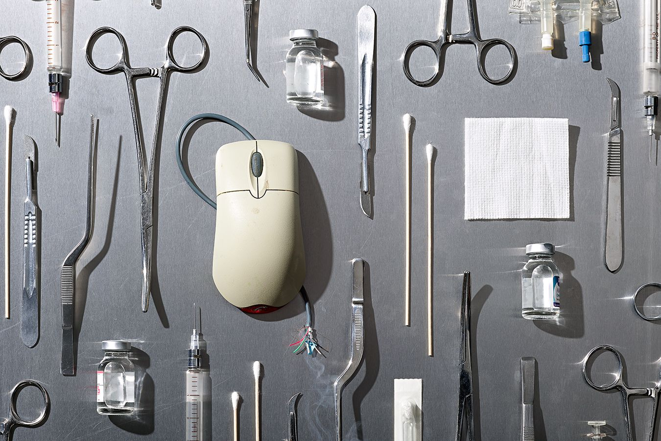 Death By 1 000 Clicks Where Electronic Health Records Went Wrong