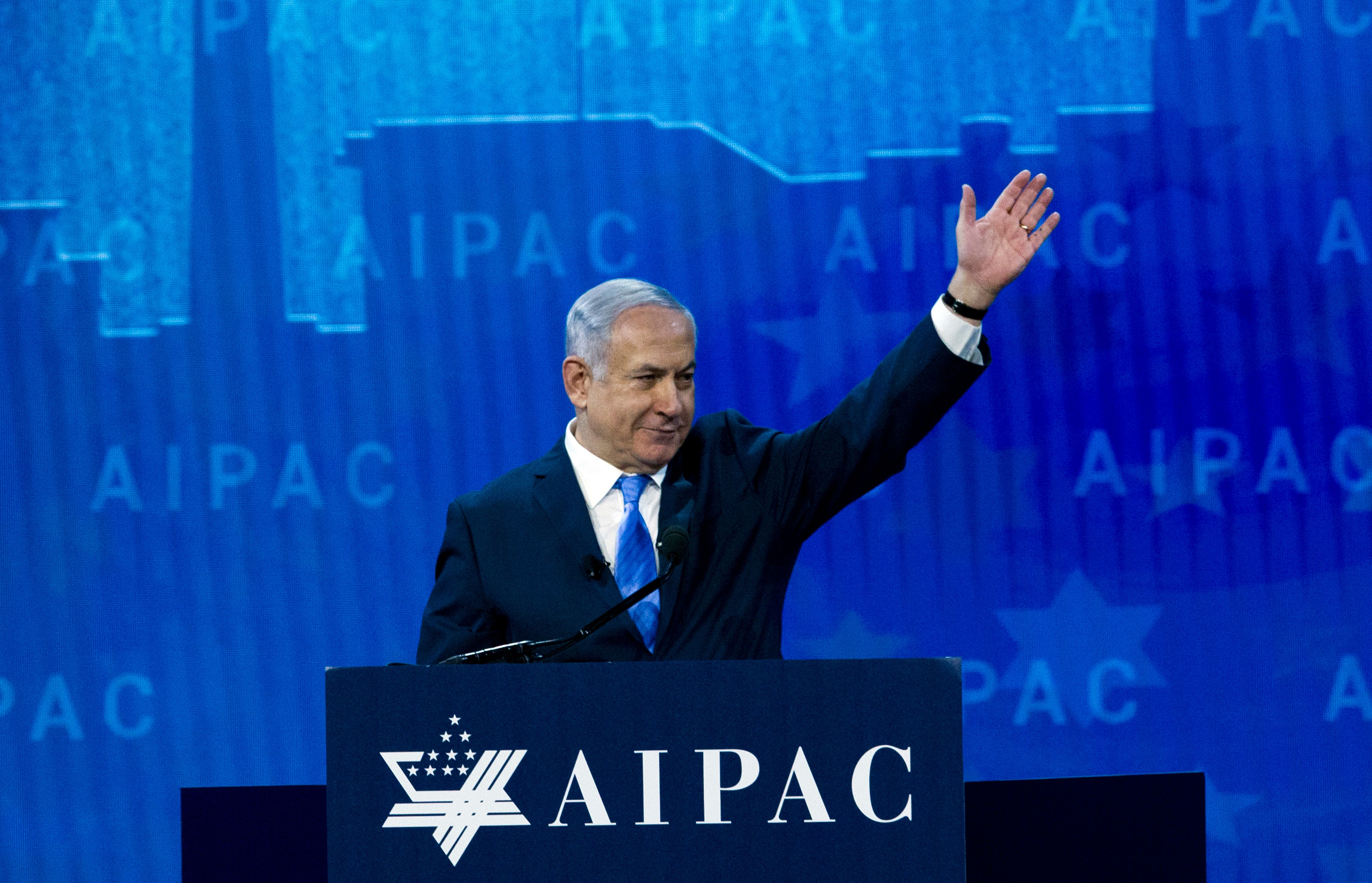 2020 Dems Keep Their Distance From Pro-Israel AIPAC Conference