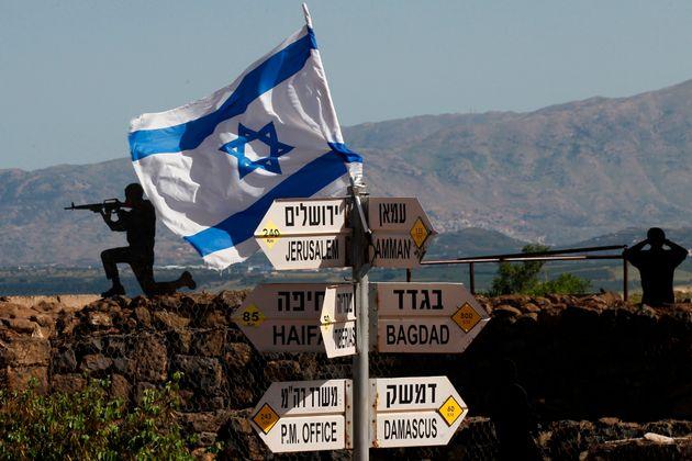 Τραμπ: Οι ΗΠΑ πρέπει να αναγνωρίσουν την κυριαρχία του Ισραήλ στα Υψίπεδα του