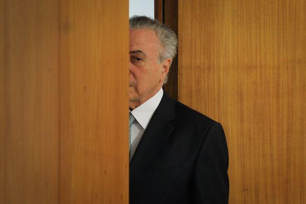 O presidente Michel Temer foi preso na manhã desta quinta-feira (21) em São