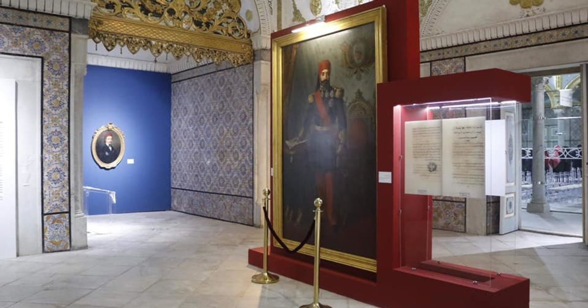 Visite 3D du Palais Ksar Saïd à Bardo