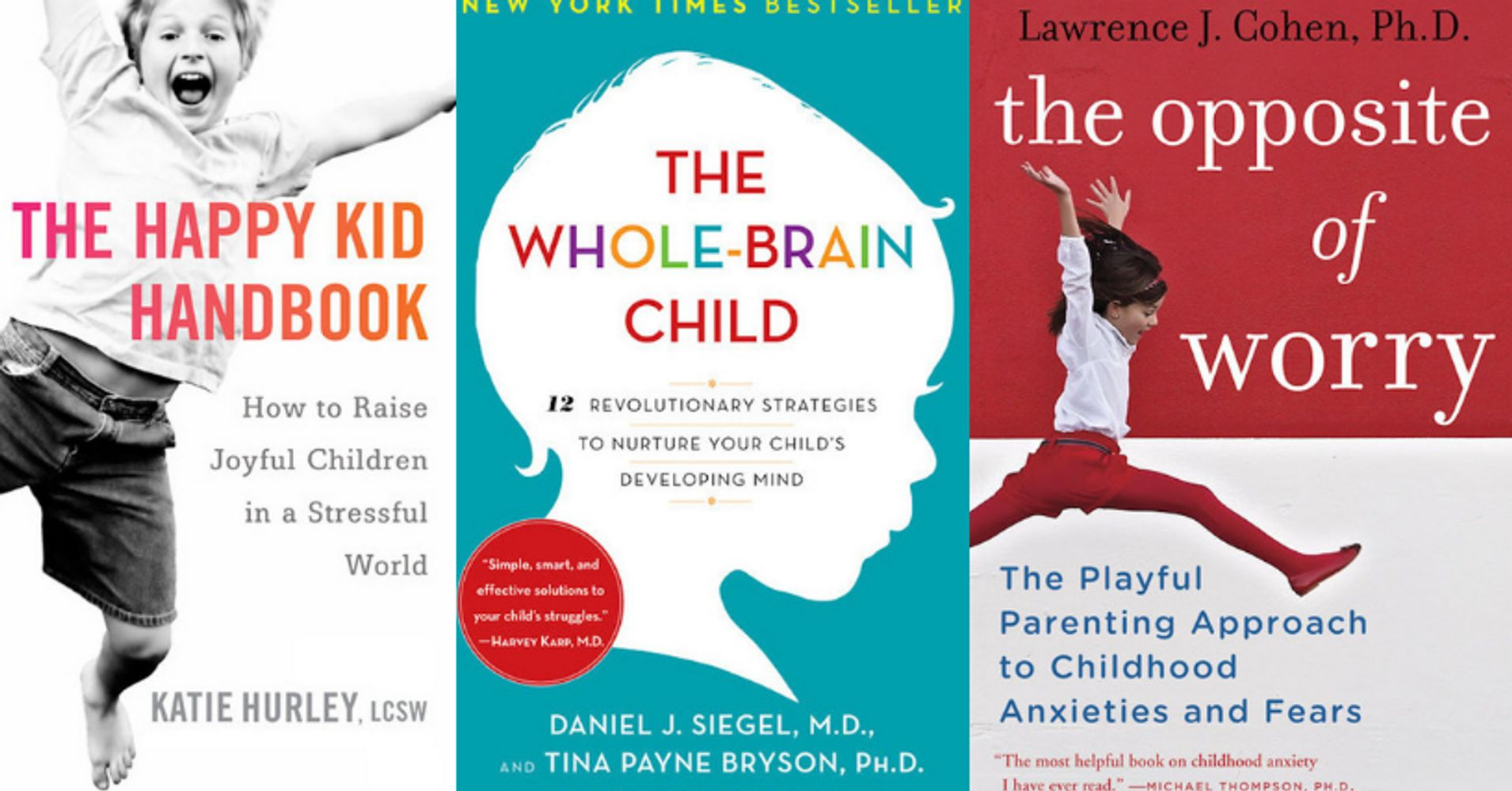 Empowering Kids In Anxious World >> 10 Books For Parents Who Want To Help Their Anxious Kids Huffpost Life