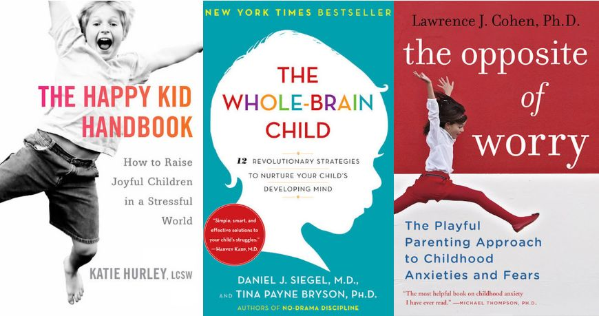 Books For Parents Of Anxious Kids