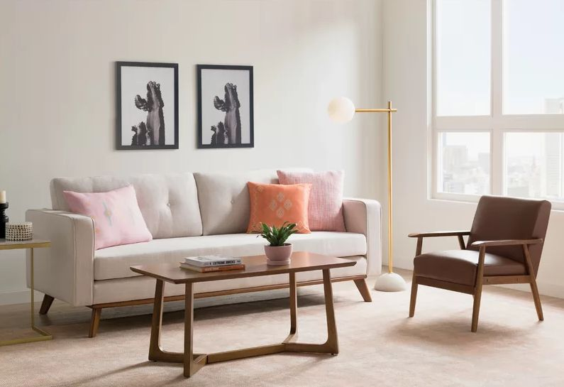 There's A Lot Of Sale Furniture At Joss And Main That Looks Like It Belongs At West