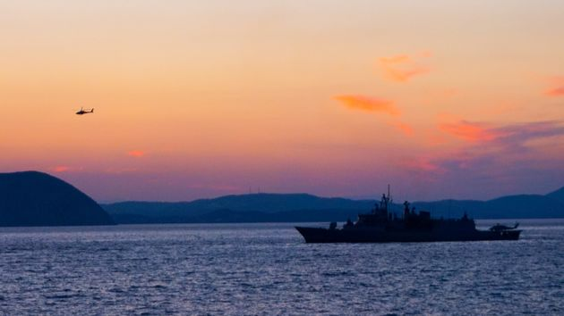 Άσκηση ετοιμότητας της Δύναμης Δέλτα για την ανακατάληψη νησιού στο ανατολικό