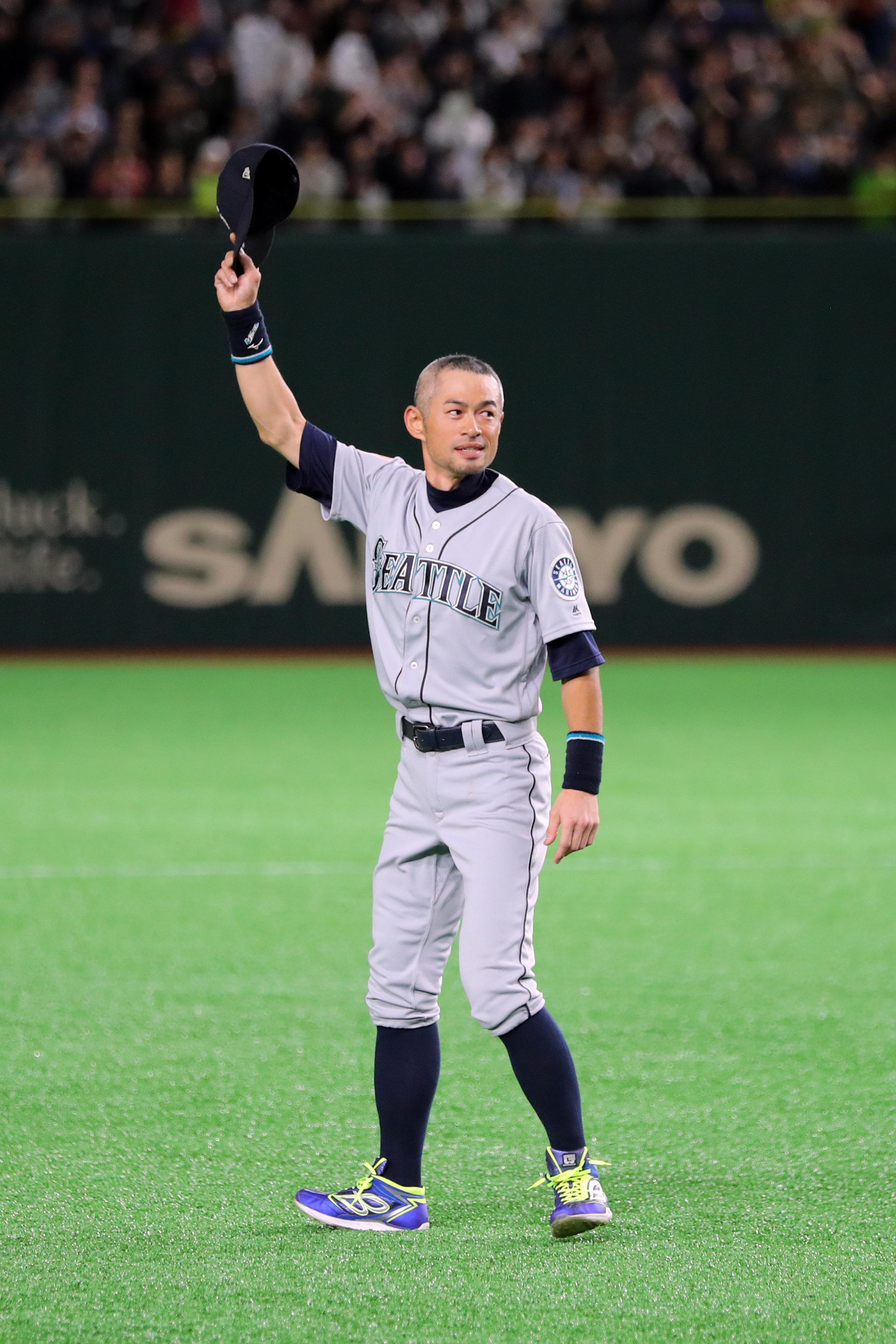 The Seattle Mariners' Ichiro Suzuki is retiring from baseball at the age of 45.