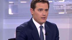 La pregunta de Pedro Piqueras (Telecinco) a Rivera en la que muchos ven dobles