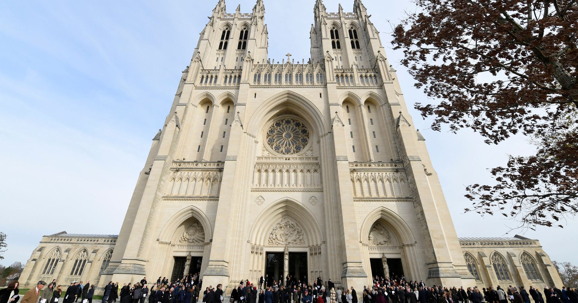 Washington National Cathedral: John McCain's Funeral Did Not Require Trump's OK