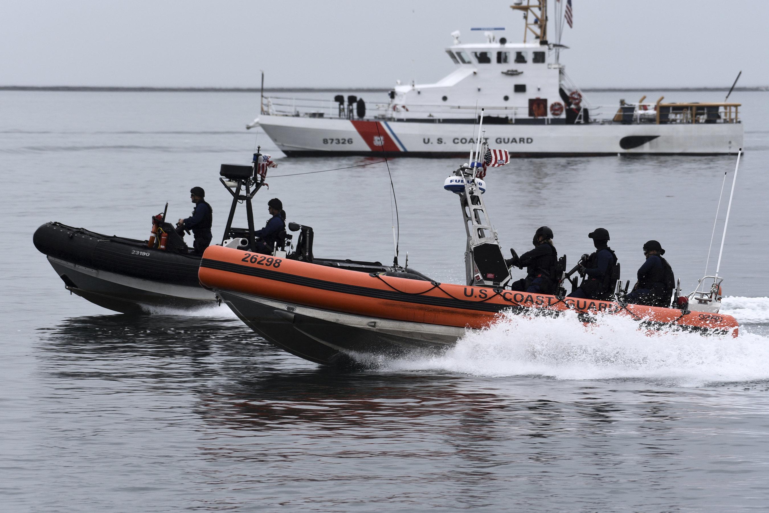 U.S. Coast Guard Still Feeling Government Shutdown Effects, Officials
