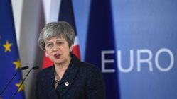 EU Leaders Agree To Delay Brexit Until May