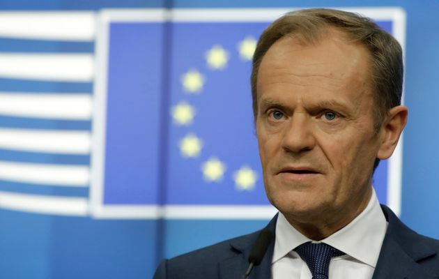 Donald Tusk said 'all options would remain open' to