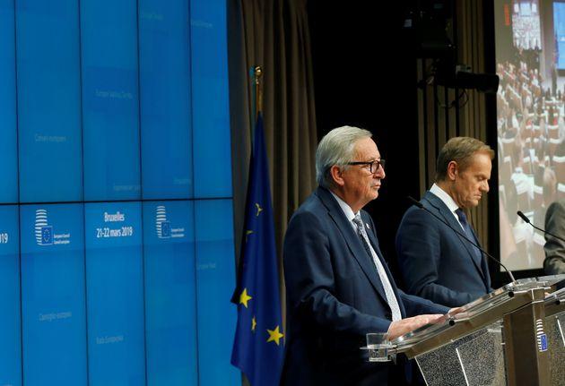 ΕΕ: Αναβολή του Brexit ως τις 22 Μαΐου, εάν υπερψηφιστεί η συμφωνία της